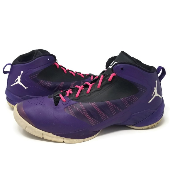 sale retailer 137ee c436f Jordan Other - Jordan Fly Wade 2 EV Men s Size 10.5 Purple Black